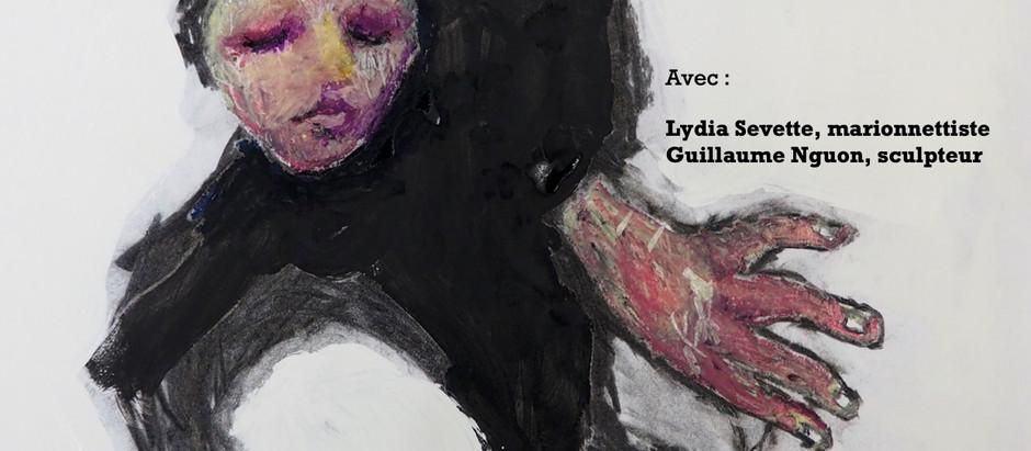 """""""LE CORPS MORCELE""""- du 19 au 24 avril 2021"""