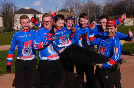 Fife Cycle Speedway