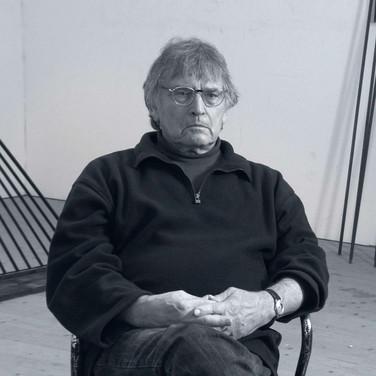 Angelehnt, Gunter Frentzel  – Ein Film von Pedro Haldemann
