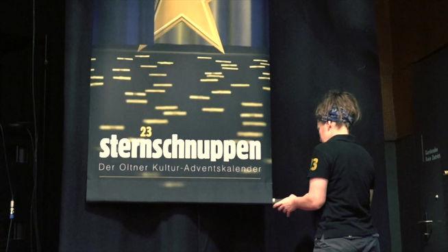 23 Sternschnuppen - Umzug