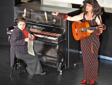 Silvana Gargulio & Nina Dimitri