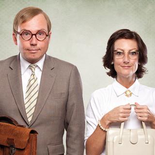 Tom Davis – Herr Baumann & Frau Meyer