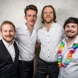 The Led Farmers – Indie Irish Folk Rock