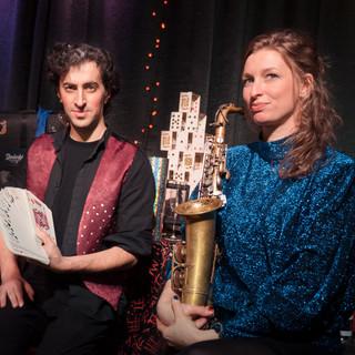 Zauberer Jamil & Nicole Johänntgen