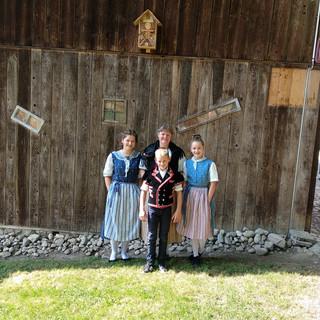 Jodlerfamilie Amport – nomen est omen