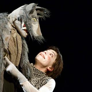 Theater Fleisch + Pappe –  Ein Schaf fürs Leben, nach Maritgen Matter