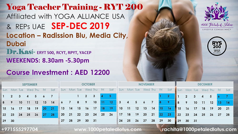 1000 Petaled Lotus Yoga Training and Retreats