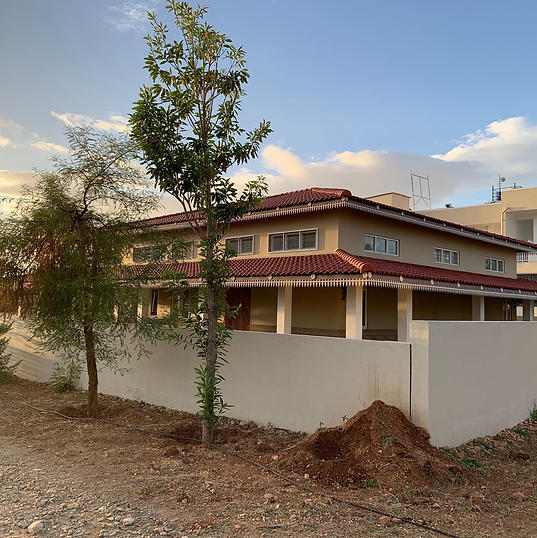 Outer View of Yoga shala