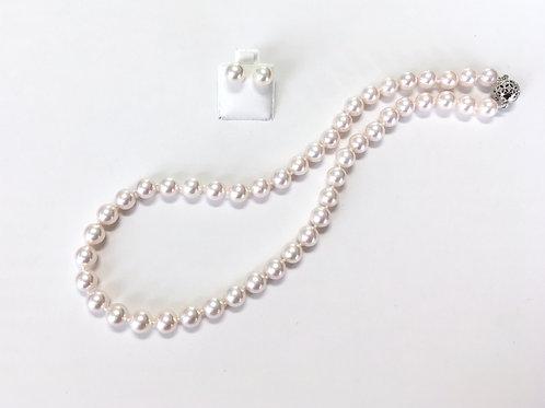 Premier Japanese Akoya Pearl necklace, AAA