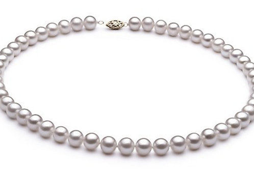 Classic Japanese Akoya Pearl strands AA+