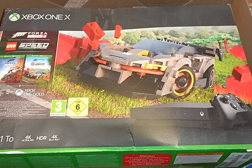 XBox One X Game console