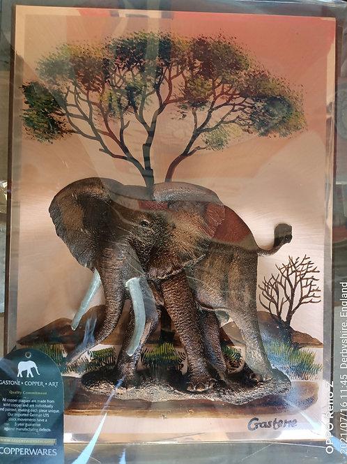 Elephant 🐘 Motif Gastone Copperware