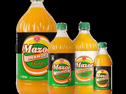 Mazoe Orange Crush 2 Litres