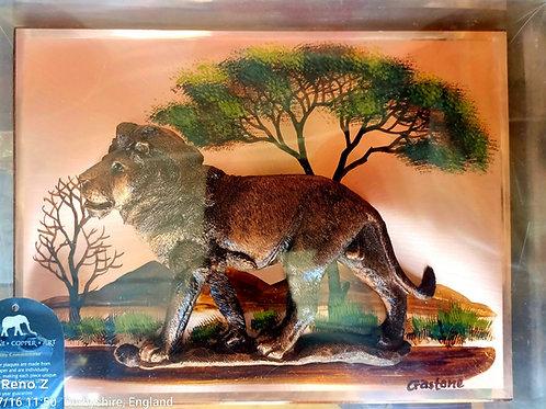 Lion 🦁 Motif Gastone Copperware