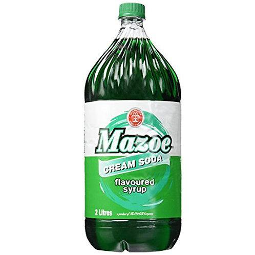Mazoe CreamSoda 2 Litres