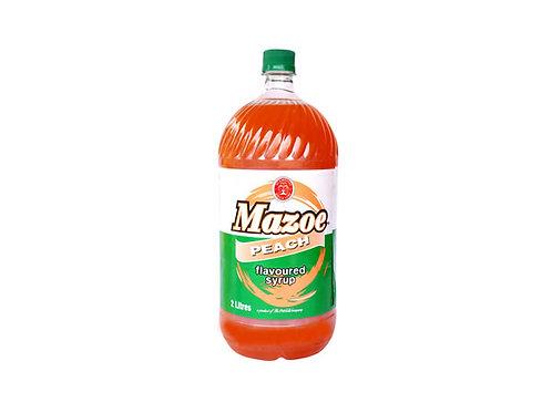 Mazoe Peach