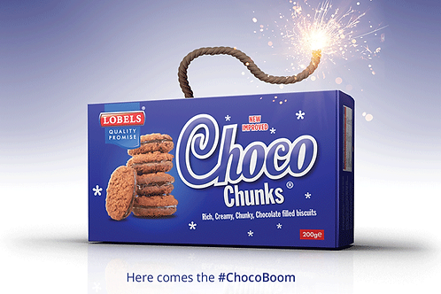 CHOCCO Chunks