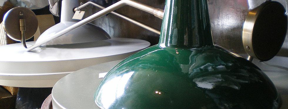 Candeeiro de Braco Verde