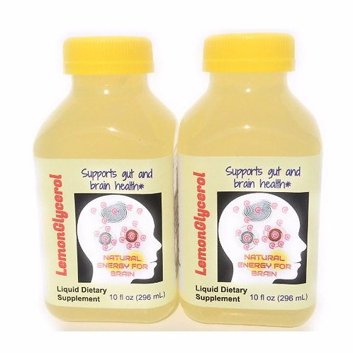 LemonGlycerol Twin Pack
