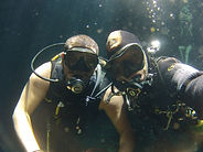 diving license