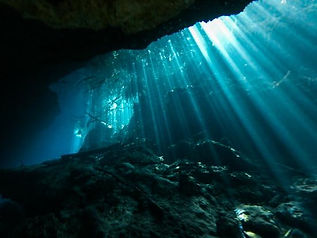Cavern diving mexico
