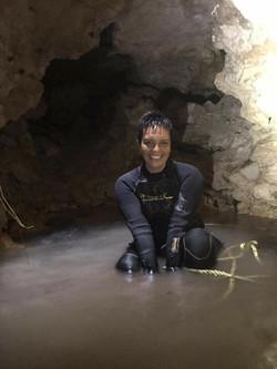 Explorando cuevas