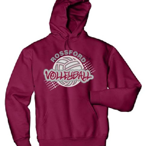 Jerzees 8 oz. NuBlend® Fleece Pullover Hood
