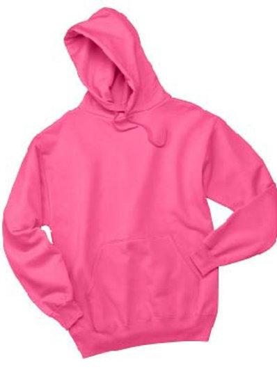 Jerzees Adult 8 oz., NuBlend® Fleece Pullover Hood