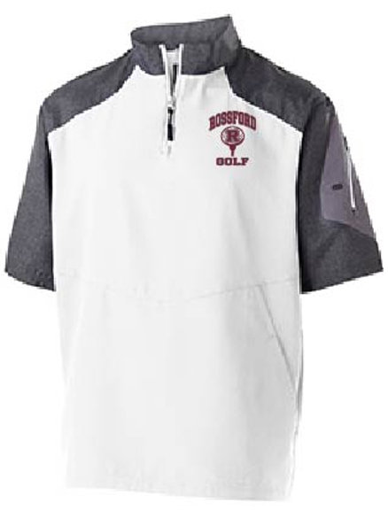 RAIDER SHORT SLEEVE PULLOVER
