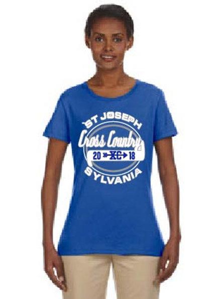 Jerzees Ladies' 5.6 oz. DRI-POWER® ACTIVE T-Shirt