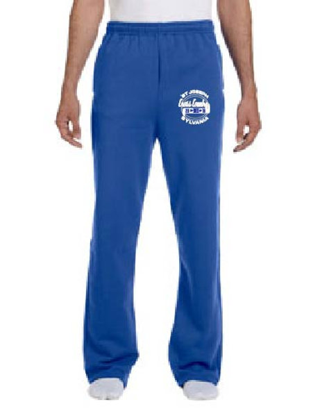 D2 St. Joe's (974MP) Sweatpants (ROYAL)
