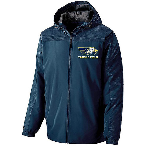Holloway Bionic Hooded Jacket (EMBROIDERED)