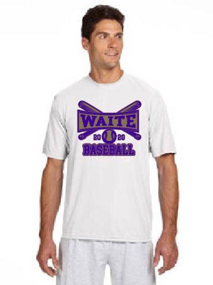 A4 Men's Cooling Performance SHORT SLEEVE T-Shirt