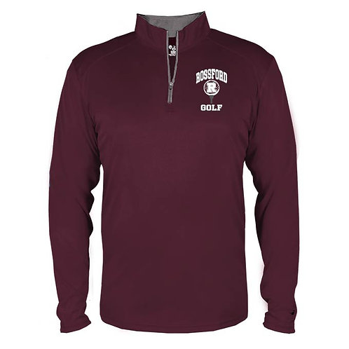 MEN'S B-CORE 1/4 ZIP
