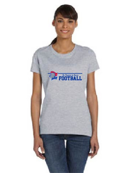 WOMEN'S CUT (JUNIOR) Jerzees Ladies' 5.6 oz. DRI-POWER® ACTIVE T-Shirt