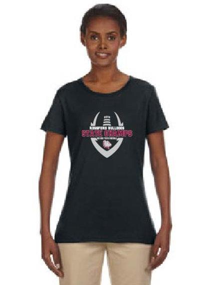 Next Level Ladies' CVC T-Shirt