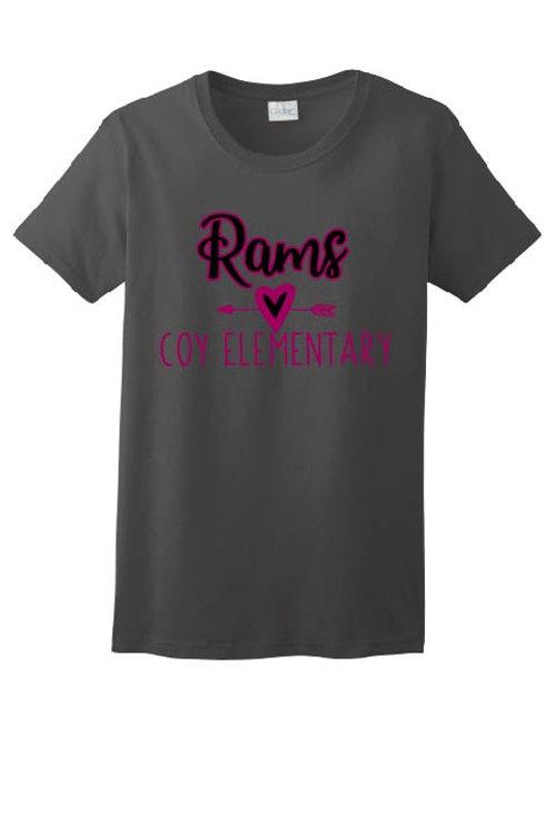 Jerzees Ladies' 5.4 oz. DRI-POWER® ACTIVE T-Shirt