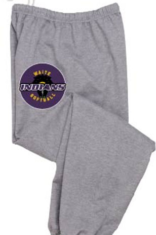 Jerzees Adult 9.5 oz. Super Sweats® NuBlend® Fleece Pocketed Sweatpants
