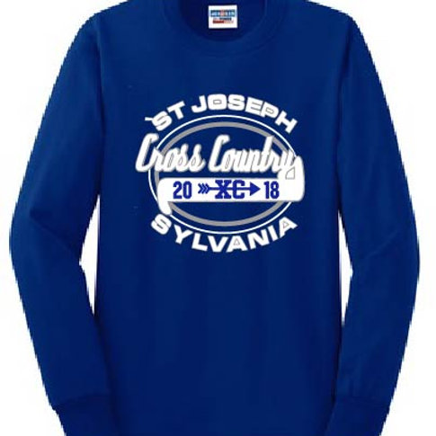 Jerzees Adult 5.6 oz. DRI-POWER® ACTIVE Long-Sleeve T-Shirt
