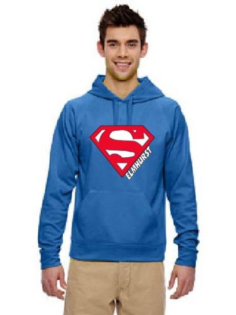Jerzees Adult 6 oz. DRI-POWER® SPORT Hooded Sweatshirt