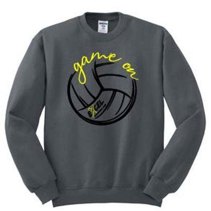 Jerzees Adult 8 oz. NuBlend® Fleece Crew