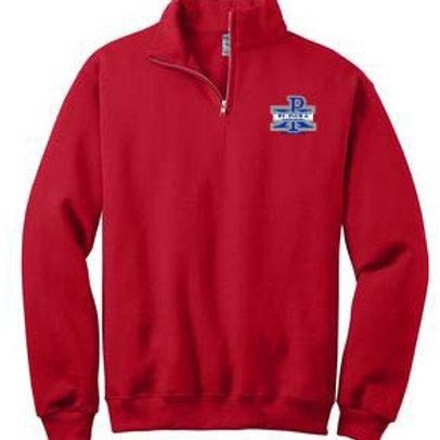 D3 995 1/4 Zip Sweatshirt (Unisex)