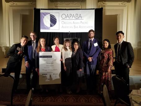 Richardson Wright celebrates OAPABA's 10 year anniversary