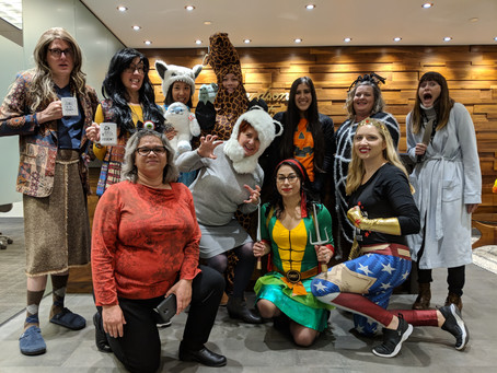 Happy Halloween from Richardson Wright & Friends!