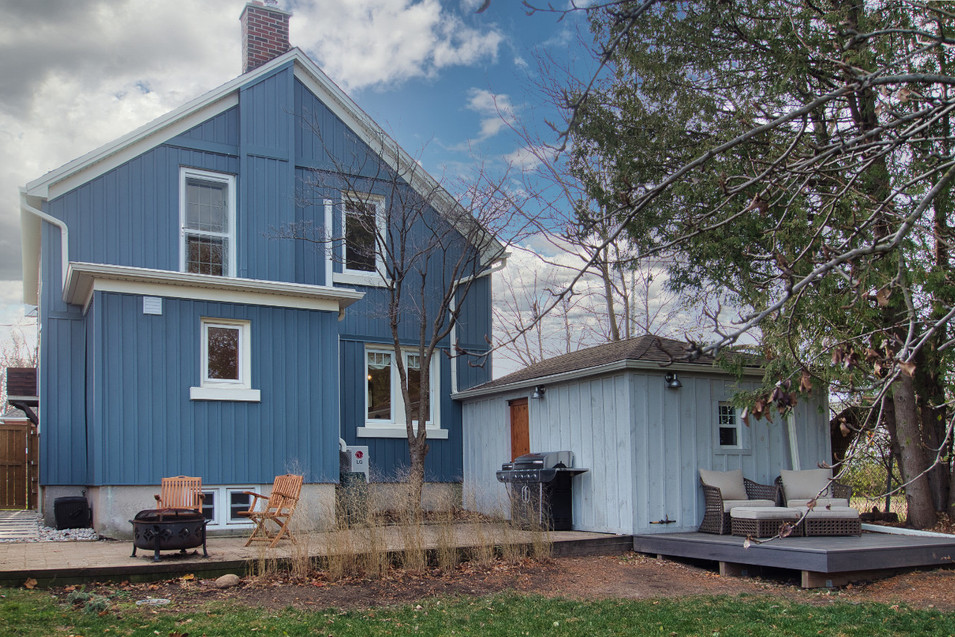 Back of House - 410 Courtland Ave E