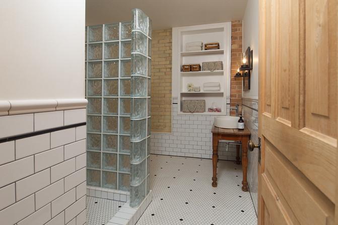 Second Bath  - 134 David - For Sale