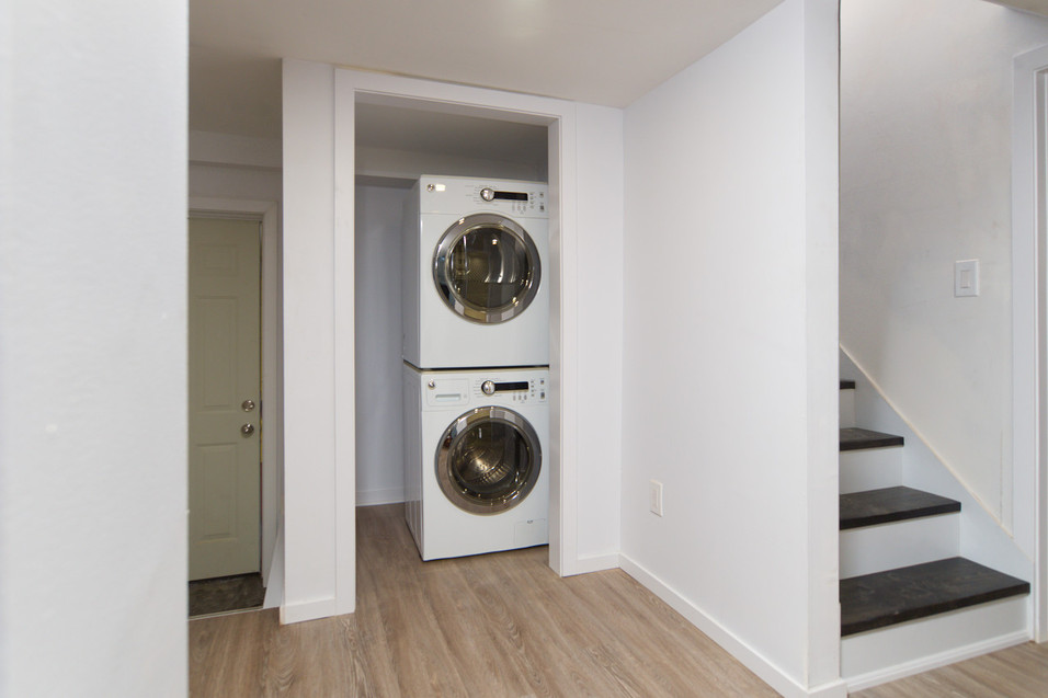 391 Victoria Street South For Sale - Basement Laundry