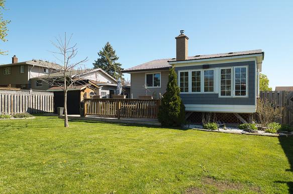 Backyard 4 - 294 Maurice For Sale