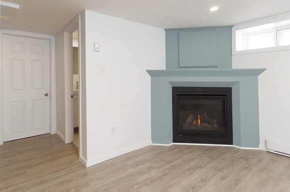 391 Victoria Street South For Sale - Basement Fireplace 2