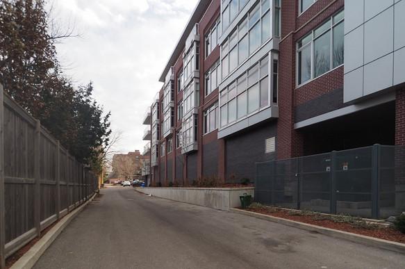 209-188 King - Exterior Laneway